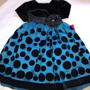 Other - Bue & Black Toddler Tulle Dress